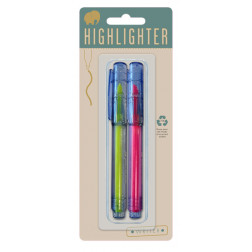 Highligther 2p WRITER eco. 12 pk.